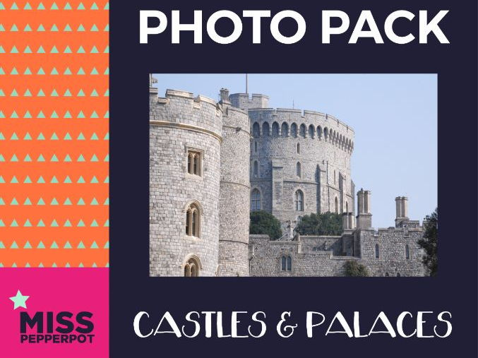 Castles Photo Resource Pack