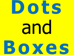 Evaluating Powers and Indices - Dots and Boxes Game