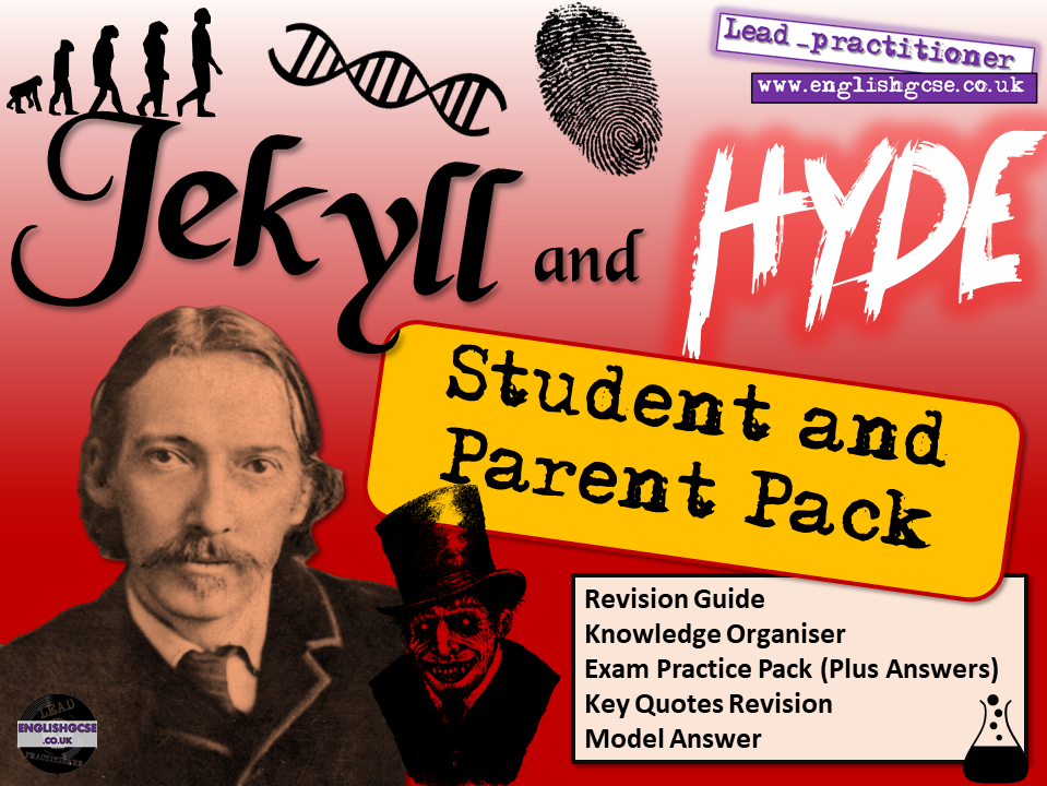 Jekyll and Hyde English Home Learning
