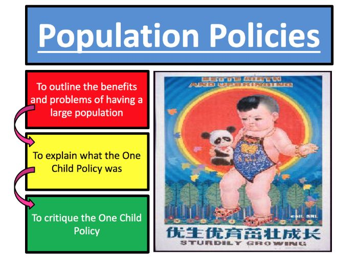 Population Pressures