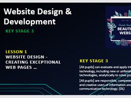 Key Stage 3 Web Design & Development - Scheme of Work