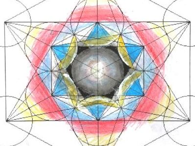 DISCOVERING THE METATRON CUBE!