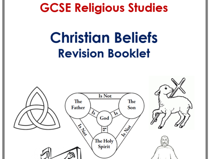 AQA GCSE RS - Christian Beliefs Revision Guide