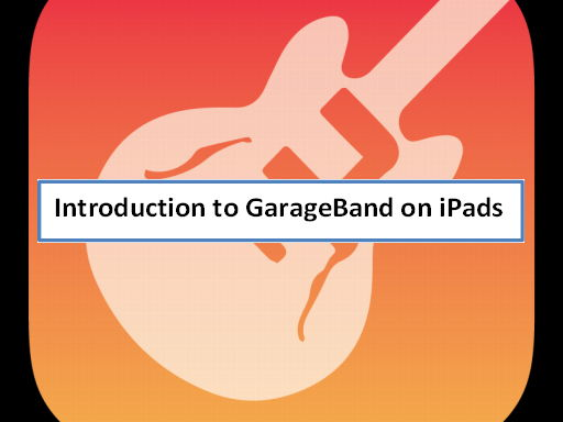 Introduction to GarageBand KS2 - 6 lessons