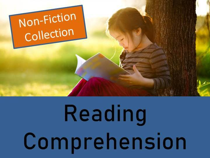 Non-Fiction Reading Comprehension Activities