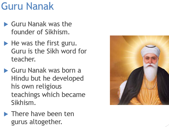 Introduction to Sikhism powerpoint and questions