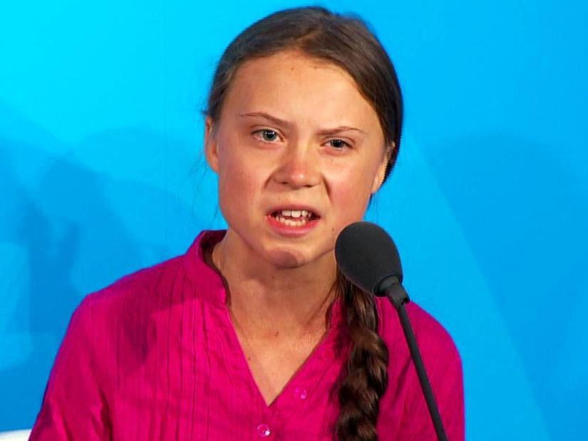 Greta Thunberg Speech Analysis | Teaching Resources