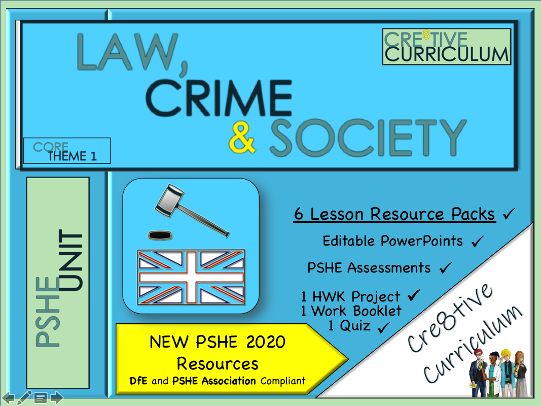Law, Crimes and Society Unit