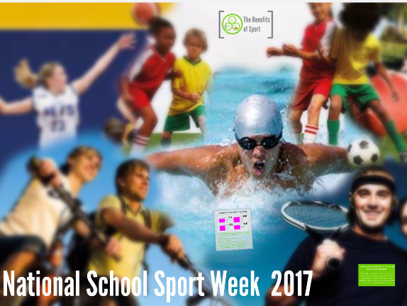 National School Sports Week 2017