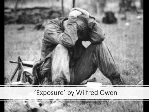 'Exposure' by Wilfred Owen