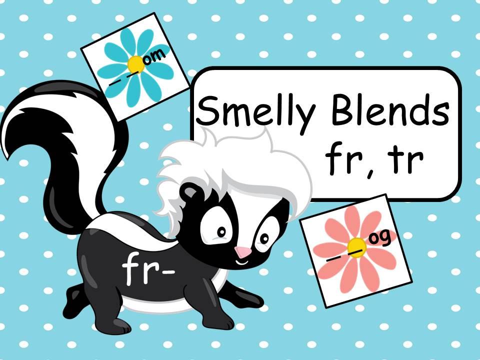 Smelly Blends -tr, fr