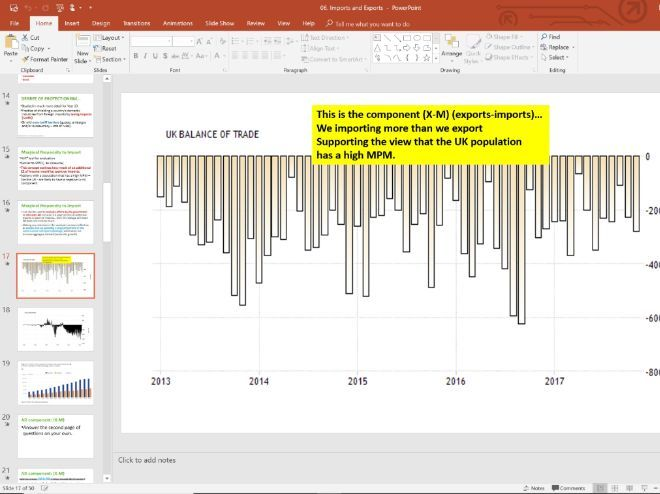 06. AD (x-m) exports-imports (Slides, Activities and Notes) - Edexcel A-Level Economics - Theme 2
