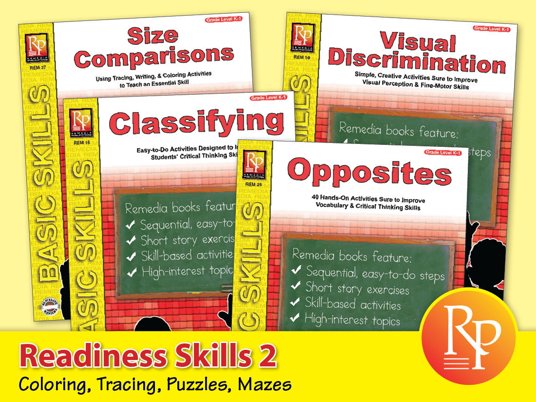 Readiness Skills Series 2