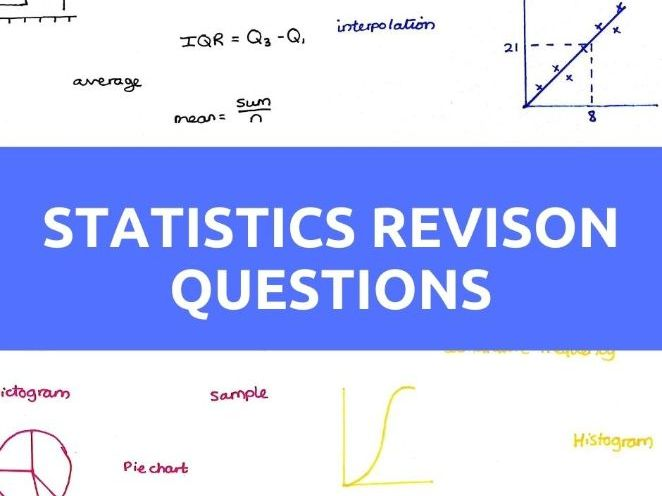 GCSE Maths Statistics Questions