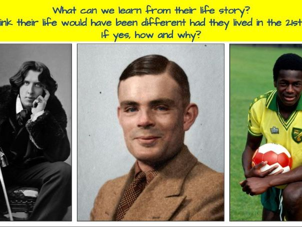 LGBT History Month - life stories