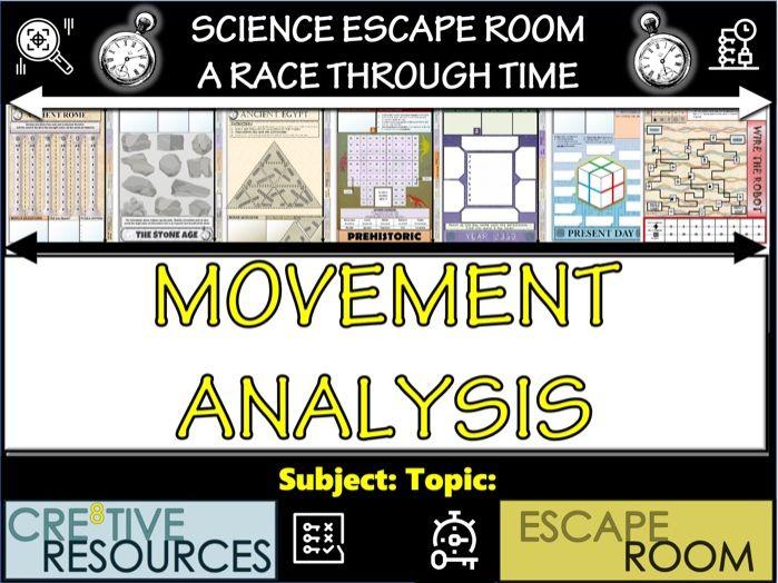 Movement Analysis - PE