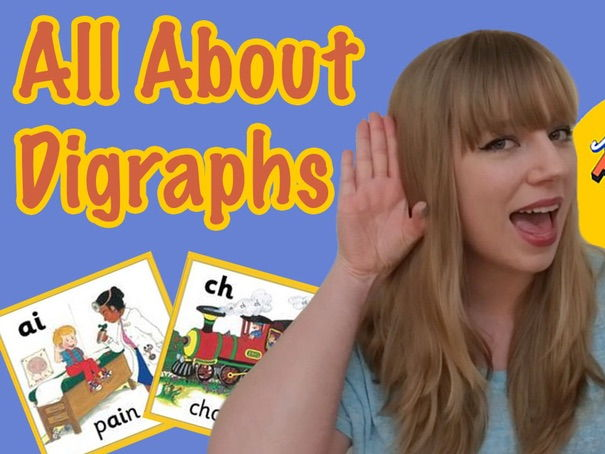 All About Digraphs  |  Jolly Phonics