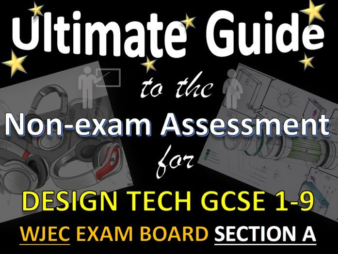 Ultimate Guide to GCSE DT WJEC NEA Contextual Themes and Section A teacher guide