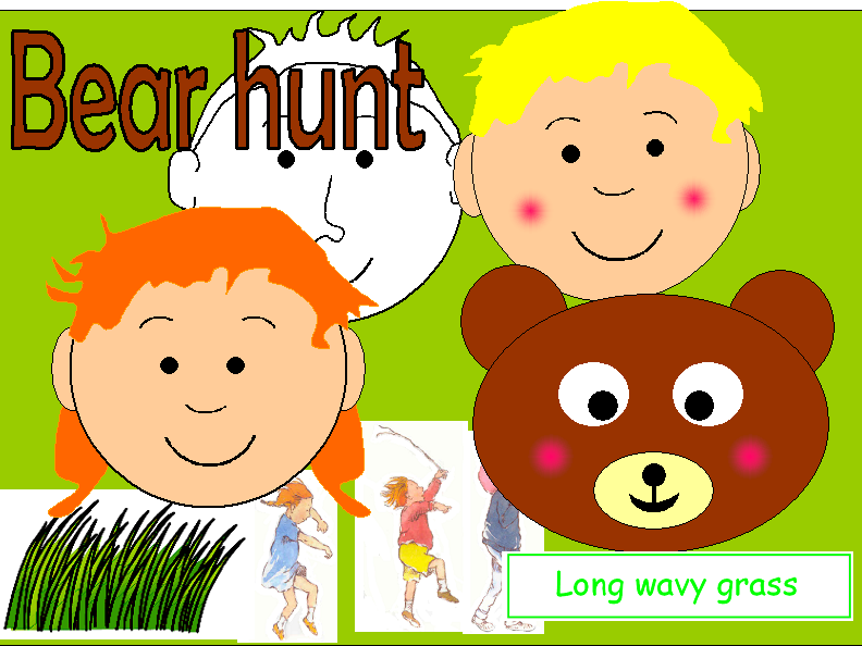 We're Going on a Bear Hunt Story and Mask Teaching Resources for EYFS and KS1