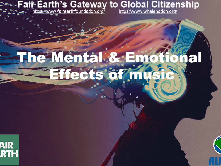 Emotional Effects of Music - Fair Earth Resources