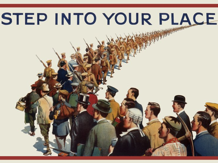 WWI - War on the Home Front