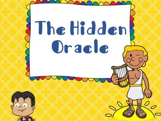 The Hidden Oracle Novel Study
