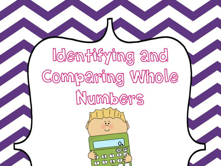 Identifying and Ordering Whole Numbers