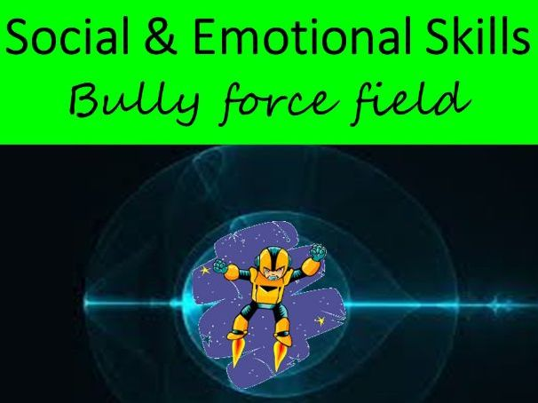 Social and Emotional skills bullying