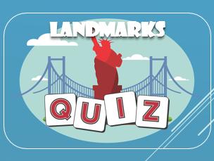 Summer 2017: Landmarks: Quiz