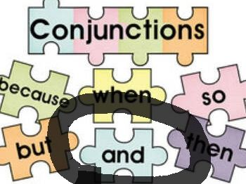 Learn the conjunctions correctly + 2 Quizzes + Answers
