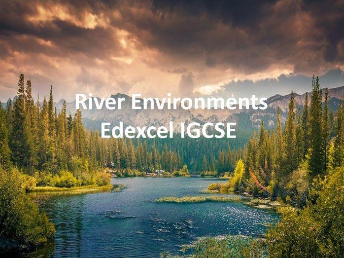 River Environments