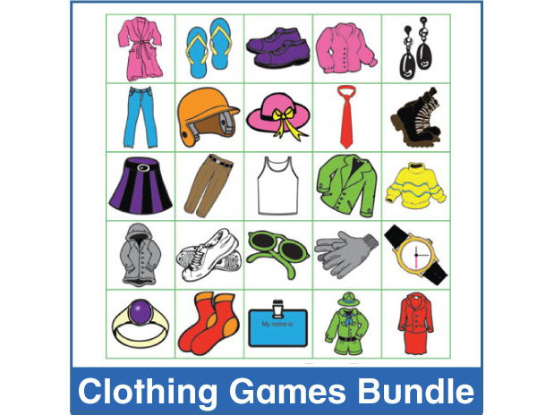 Clothing Games Bundle