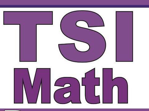 TSI Math Prep 2020: A Comprehensive Review