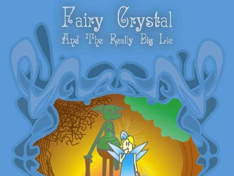 Sample pages for the play script Fairy Crystal and the Really Big Lie