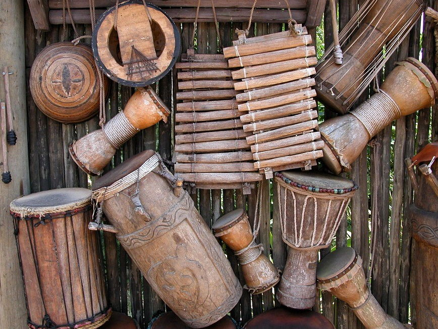 African Music 2 - Instruments