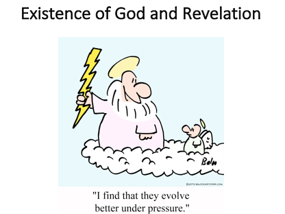 Existence of God Revision Guide
