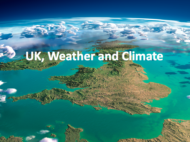 UK, Weather & Climate