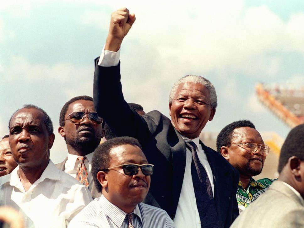 Terrorism: Nelson Mandela - The Rise of Terrorist Tactics in the Modern World