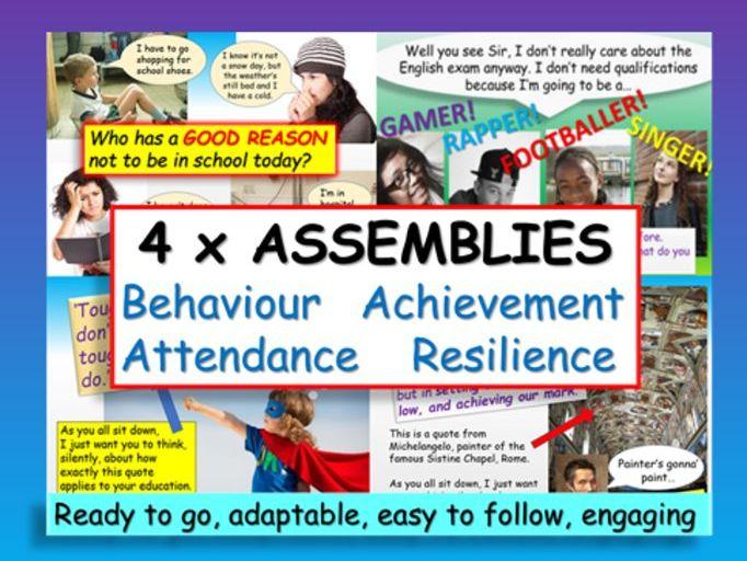 4 x SMSC Assemblies