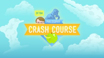 Crash Course Philosophy Episodes # 1-10 Bundle Q & A Key