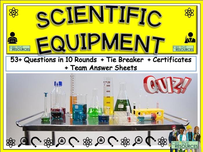 Science apparatus