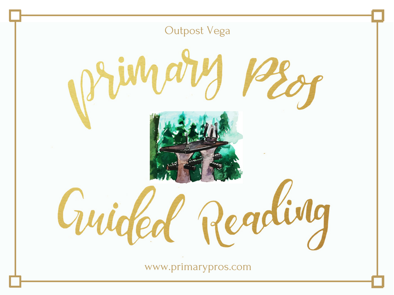 Year 3 & 4 Guided Reading Text - Outpost Vega