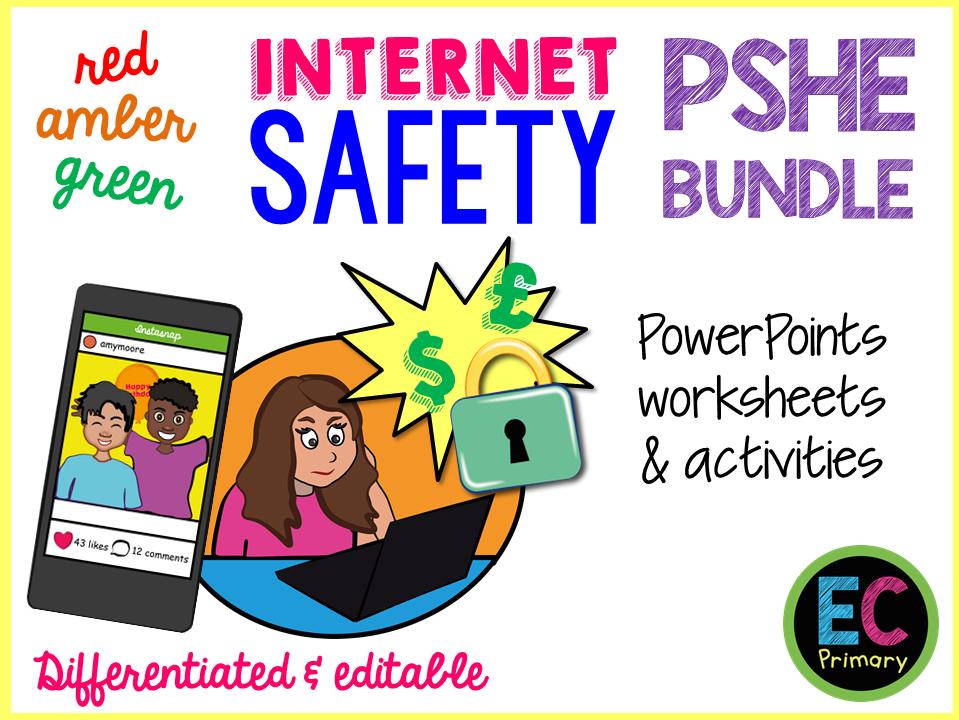 Internet Safety KS2 PSHE