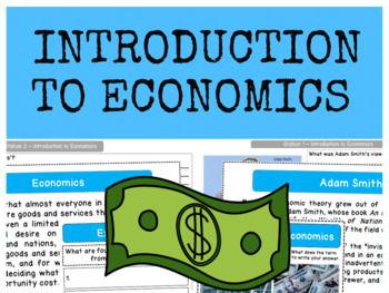 Introduction to Economics - Full Bundle