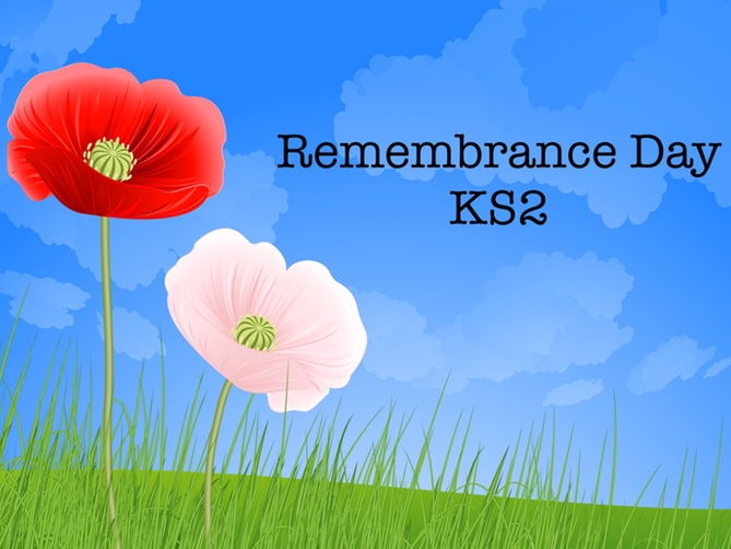 Why Poppies?  A Remembrance Resource for KS2