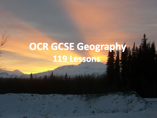 OCR GCSE Geography