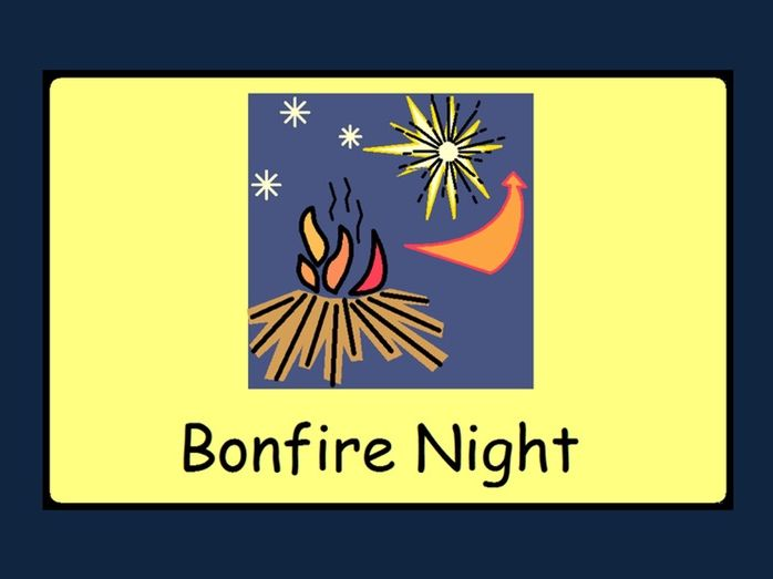 Bonfire Night Safety Powerpoint and Videos