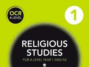 Philosophy ALL TOPICS - OCR Religious Studies A Level
