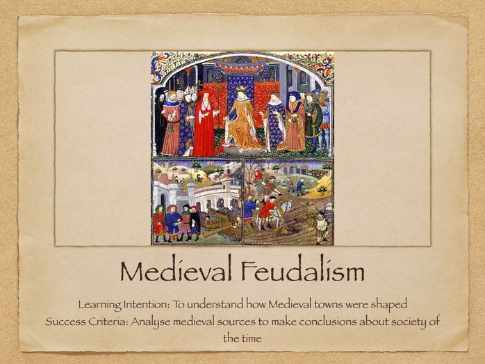 an analysis of medieval laws History of medieval and renaissance europe: primary documents roman law: justinian texts approach to spatial analysis of the roman and medieval worlds.