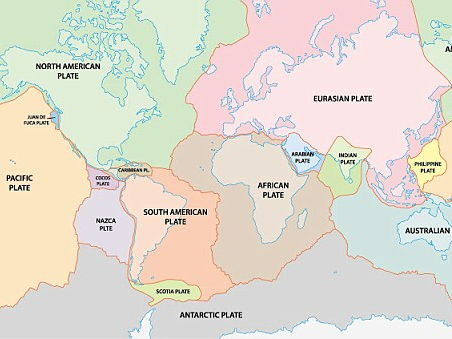 Tectonics  Notes - Geography